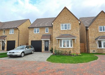 Thumbnail 4 bed detached house for sale in Hendrey Place, Godmanchester, Cambridgeshire