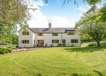 Thumbnail 5 bed detached house for sale in Bury Ring, Haughton, Stafford