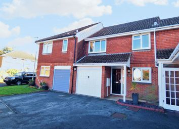 Thumbnail 3 bed terraced house for sale in Cormorant Close, Fareham