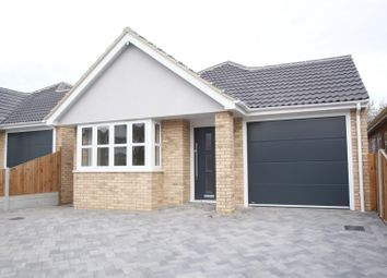 Thumbnail 3 bed detached bungalow for sale in Clifton Road, Ashingdon, Rochford