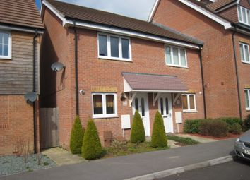Thumbnail 2 bed end terrace house to rent in Dumas Drive, Whiteley