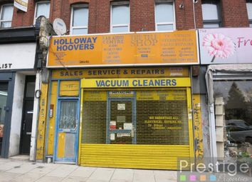 Retail premises to let in Holloway Road, London N19