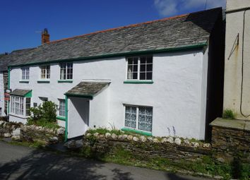 Thumbnail 3 bed property for sale in High Street, Boscastle