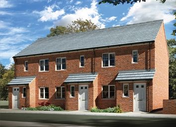 "Thumbnail 2 bedroom semi-detached house for sale in ""The Penrith"" at Station Road, North Hykeham, Lincoln"
