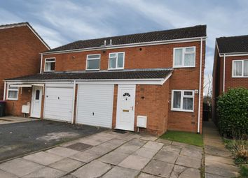 Thumbnail 3 bedroom semi-detached house for sale in Churncote, Stirchley, Telford, Shropshire