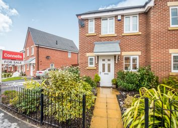 Thumbnail 2 bedroom semi-detached house for sale in Beddows Road, Walsall