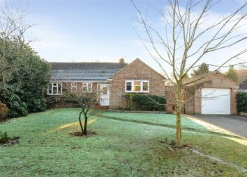 Thumbnail 3 bed bungalow to rent in Harpesford Avenue, Virginia Water