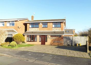 Thumbnail 4 bed detached house for sale in Walkers Lane, Penketh, Warrington, Cheshire