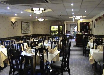Thumbnail Commercial property for sale in Beijing Dragon Chinese Restaurant, 29 Abbey Road, South Humberside