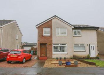 Thumbnail 3 bed semi-detached house for sale in Barbeth Road, Condorrat, Cumbernauld