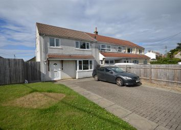 Thumbnail 3 bed semi-detached house for sale in Church Road, Whitchurch, Bristol