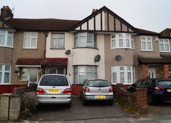 Thumbnail 3 bed terraced house to rent in Belvedere Avenue, Barkingside, Ilford