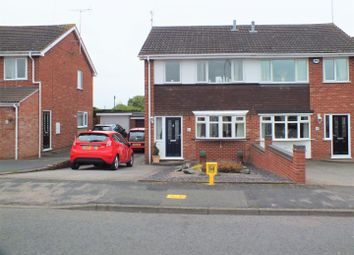 Thumbnail 3 bed semi-detached house for sale in Meadow Rise, Bewdley