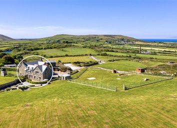 Thumbnail 5 bed detached house for sale in St. Ives, Cornwall