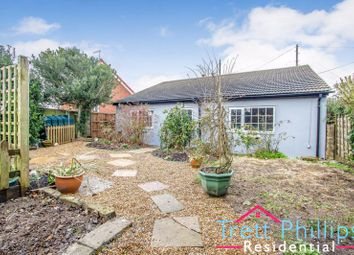 3 bed detached bungalow for sale in Crowden Road, Bush Estate, Eccles-On-Sea, Norwich NR12