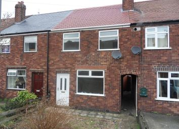 Thumbnail 3 bedroom terraced house to rent in Oaklands Avenue, Heanor, Derbyshire