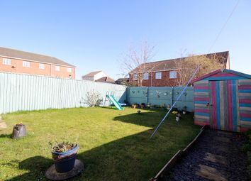 Thumbnail 3 bed semi-detached house for sale in Pennistone Place Scartho Top, Grimsby