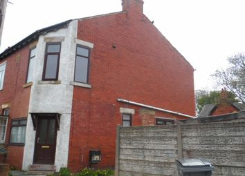 Thumbnail 3 bed terraced house for sale in Preston Old Road, Blackpool