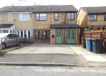Thumbnail 4 bed semi-detached house for sale in Warwick Close, Bury, Greater Manchester