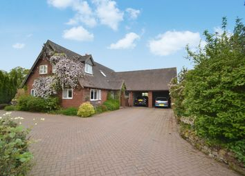 Thumbnail 5 bed detached house for sale in The Withy, Sambrook, Newport