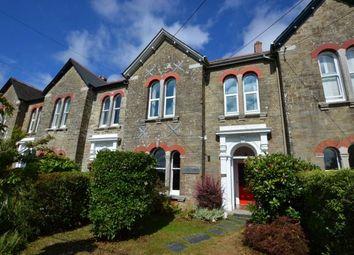 Thumbnail 4 bed terraced house for sale in Manley Terrace, Liskeard, Cornwall