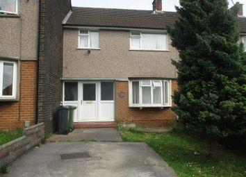 Thumbnail 3 bedroom terraced house for sale in Ashburton Avenue, Llanrumney, Cardiff