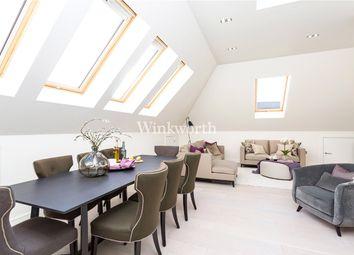 Thumbnail 3 bed flat for sale in Miramar Lodge, 28 Tenterden Grove, London