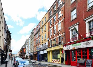 Thumbnail 1 bed flat for sale in Old Compton Street, Soho, London W1D4Tg