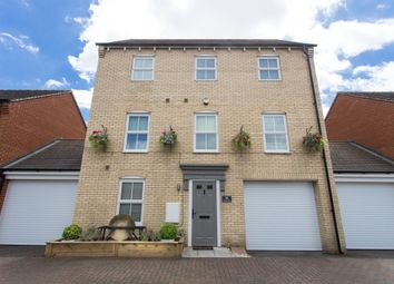 Thumbnail 4 bed detached house for sale in Walson Way, Stansted