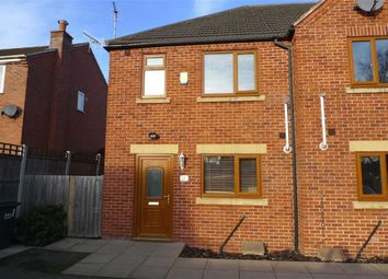 Thumbnail 3 bed end terrace house to rent in Toad Hole Close, Ilkeston, Derbyshire