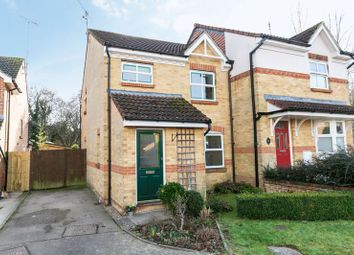 Thumbnail 3 bed semi-detached house for sale in Shoreham Road, Maidenbower, Crawley, West Sussex