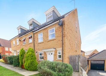 Thumbnail 3 bed end terrace house for sale in Cade Close, Kingswood, Bristol