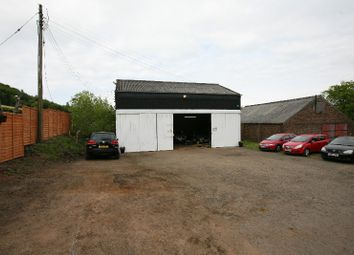 Thumbnail Commercial property for sale in Boghall Farm, Biggar Road, Lothianburn, Midlothian