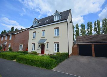 Thumbnail 5 bed detached house for sale in Staxton Drive Kingsway, Quedgeley, Gloucester