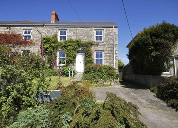 Thumbnail 3 bedroom semi-detached house for sale in Brill, Constantine, Falmouth