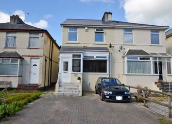 Thumbnail 4 bedroom semi-detached house for sale in Billacombe Road, Plymouth, Devon
