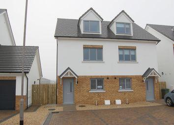 Thumbnail 3 bed semi-detached house to rent in Oak, Ballawattleworth Estate, Peel, Isle Of Man