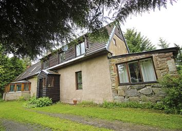 Thumbnail 4 bedroom cottage for sale in Ravenscross & 77B Clashnagrave, Badninish, Dornoch