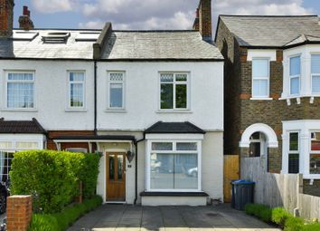 Thumbnail 4 bed semi-detached house to rent in Ditton Road, Surbiton