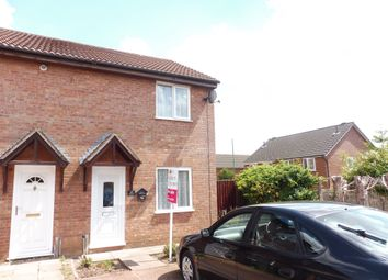 Thumbnail 2 bed end terrace house for sale in Grove Close, Scarning, Dereham