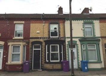 Thumbnail 2 bed terraced house for sale in Hinton Street, Fairfield, Liverpool