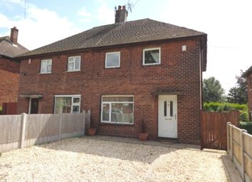 Thumbnail 2 bed semi-detached house to rent in Drakeford Grove, Norton, Stoke-On-Trent