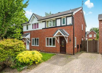 Thumbnail 3 bed semi-detached house for sale in The Ferns, Ashton-On-Ribble, Preston