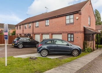Thumbnail 2 bed semi-detached house for sale in Revena Close, Colwick, Nottingham