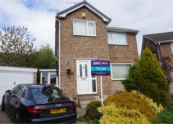 Thumbnail 3 bed detached house to rent in Rainborough Road, Rotherham