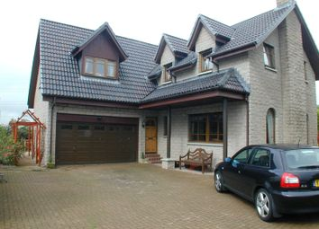 Thumbnail 4 bed detached house to rent in Cairnview, Broadstraik Grove, Elrick, Westhill