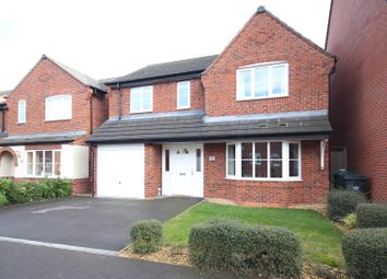 Thumbnail 4 bed detached house for sale in Hull Street, Hilton, Derby