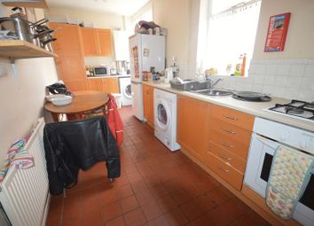 Thumbnail 4 bedroom terraced house to rent in Sweetbriar Road, Leicester