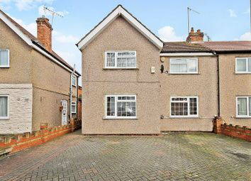 Thumbnail 4 bed semi-detached house for sale in Costons Avenue, Greenford