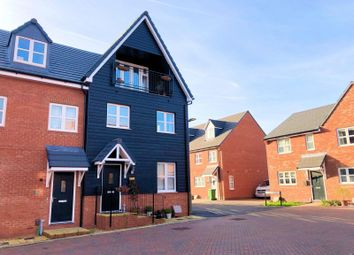 3 bed terraced house for sale in Hawthorn Garden, Harwell, Didcot OX11